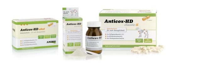 Condroprotector Anticox HD